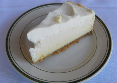 Key Lime Island Pie