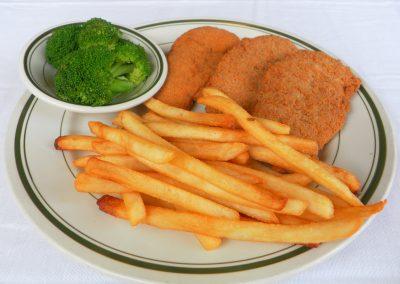 Chicken Tenders & Fries Red Olive Restaurant