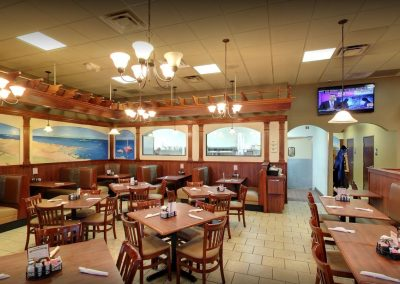 Red Olive Restaurant Plymouth Township Dining Room 2