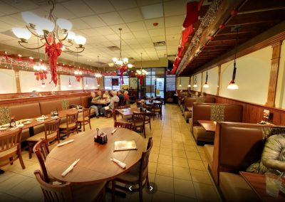 Red Olive Restaurant Auburn Hills Dining Room 2