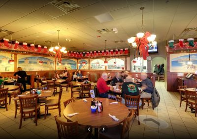 Mediterranean American Cuisine Rochester Red Olive Restaurant  Dining Room