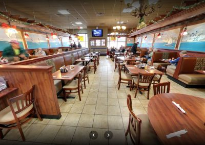 Mediterranean American Cuisine St Clair Shores Red Olive Restaurant Dining Room 2