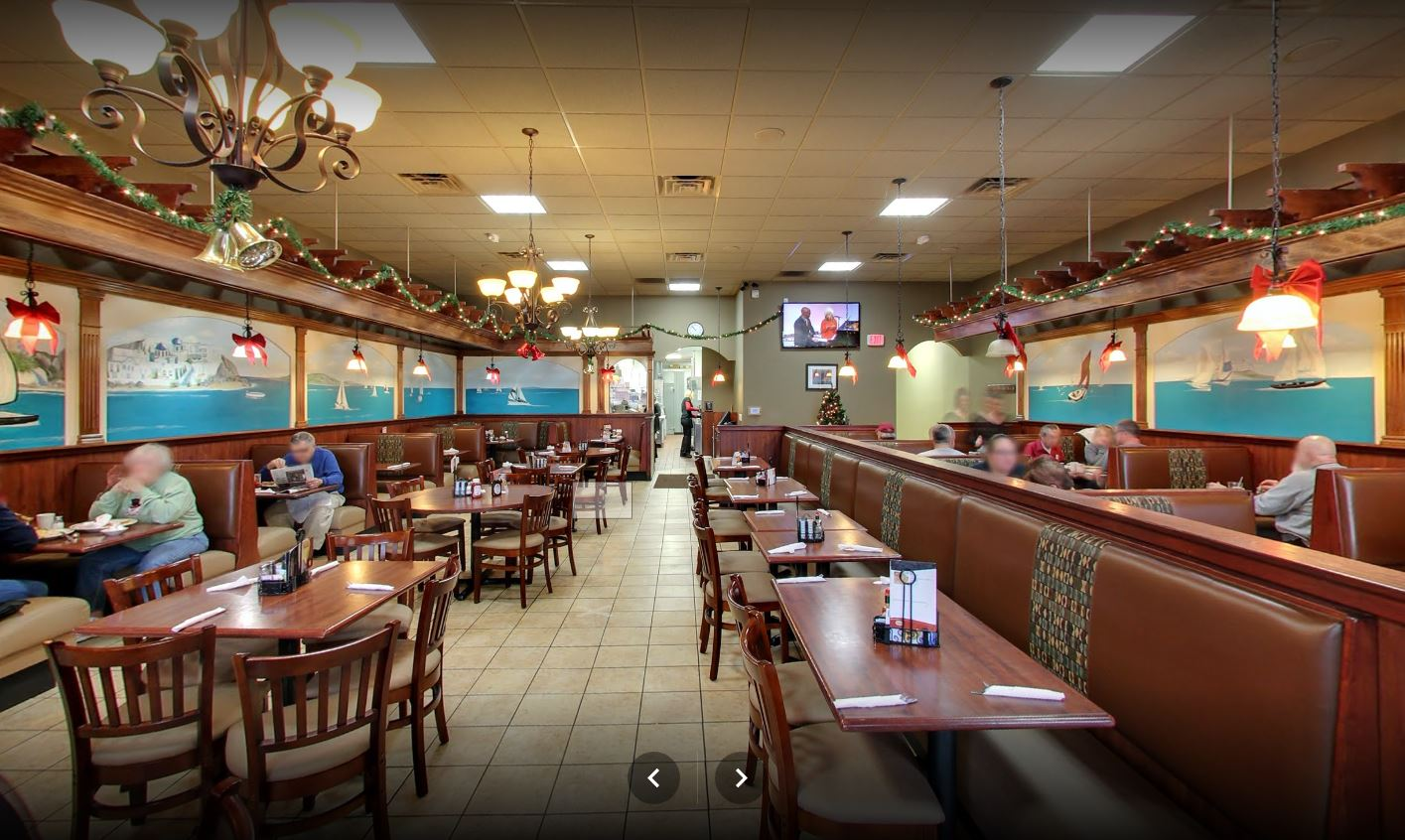 Red Shores Dining