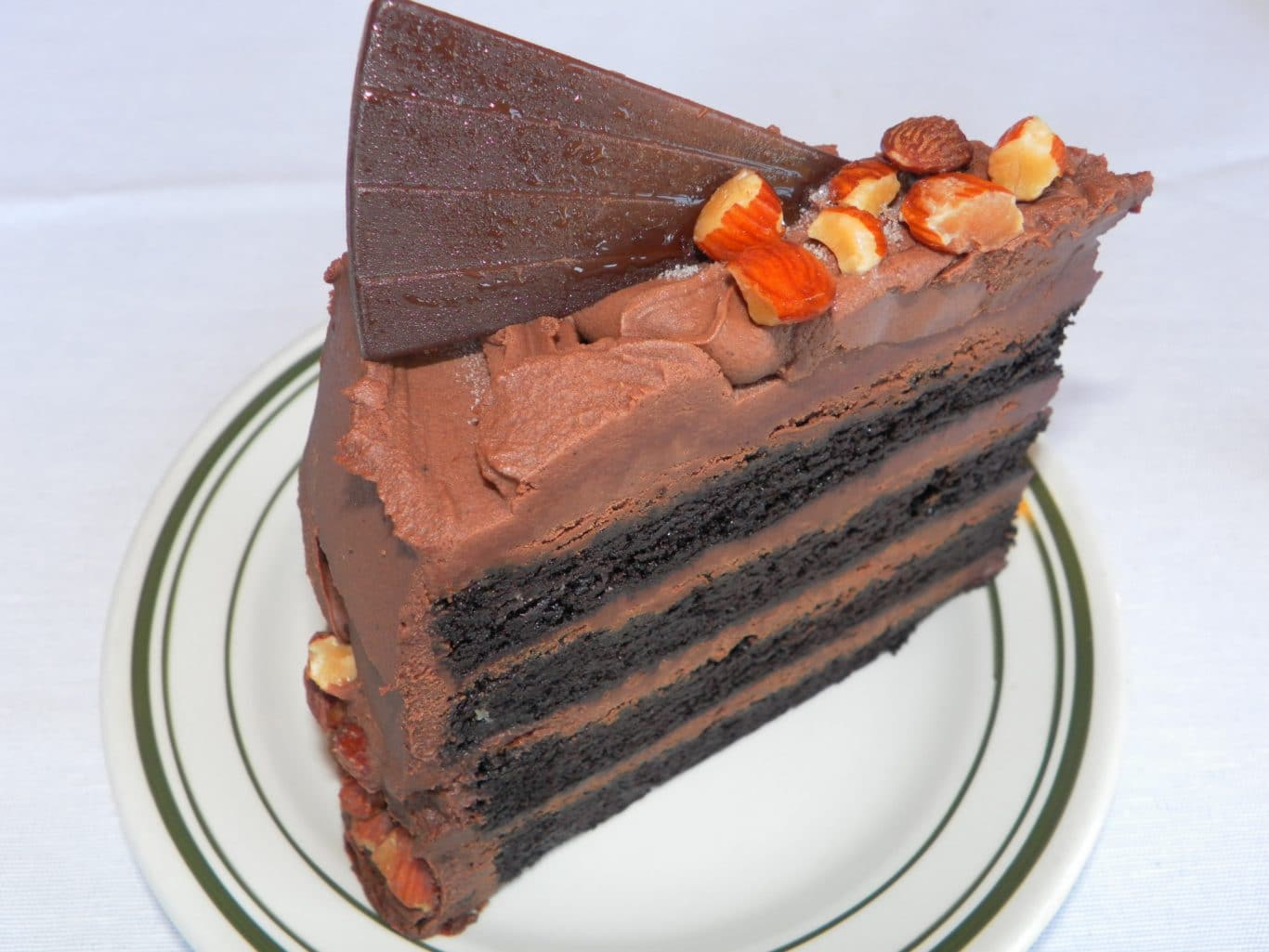 Grand Chocolate Finale Cake