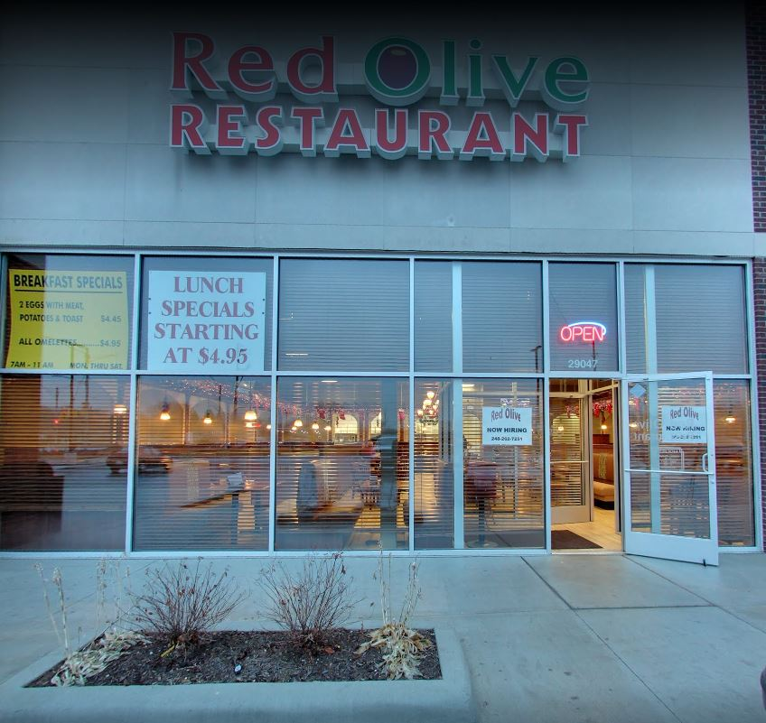 Red Olive Restaurant Wixom Mediterranean & Family Dining Breakfast Lunch Dinner Banquets Catering