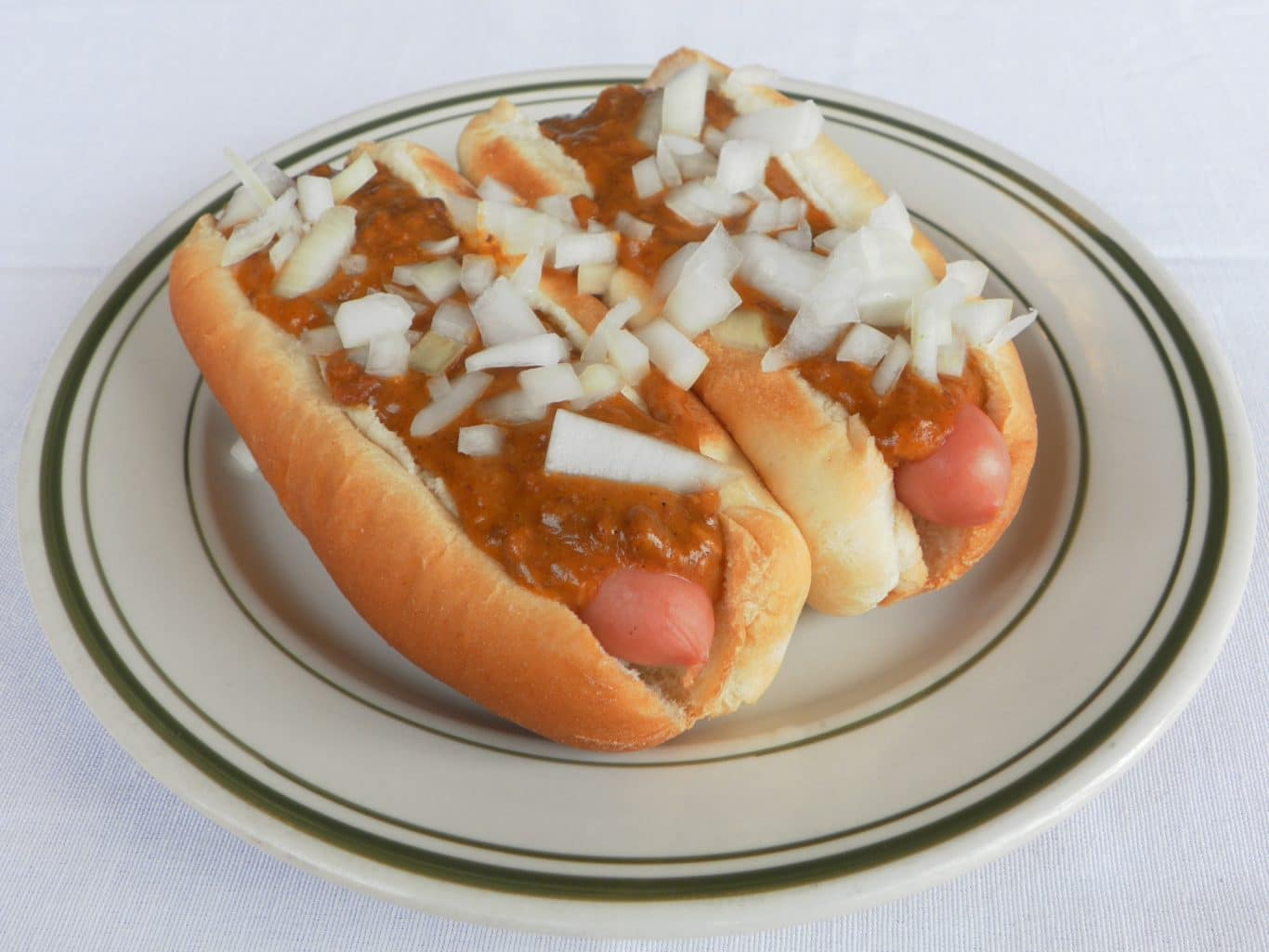 All Beef Coney Dogs Red Olive Restaurant
