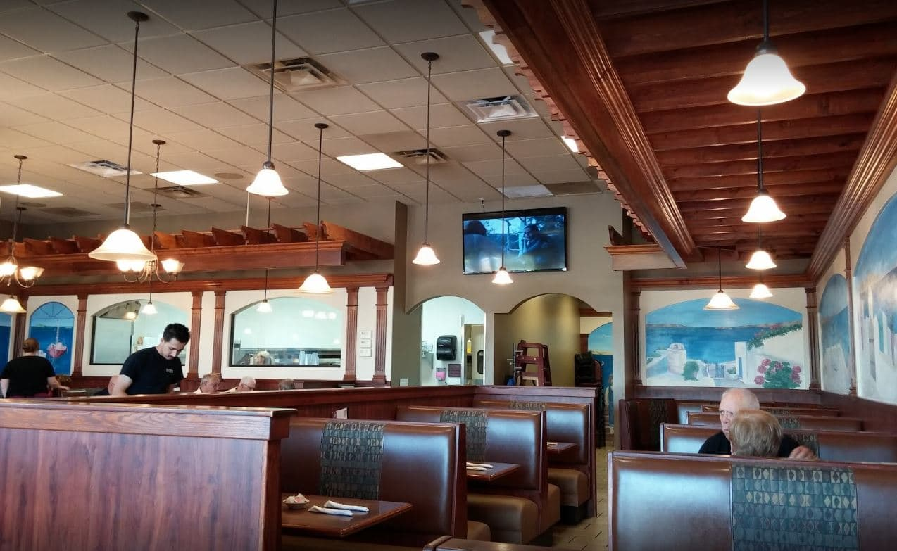 Red Olive Restaurant Plymouth Township Dining Room 3