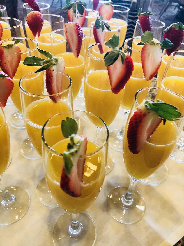 Banquet - Red Olive Bridal Shower 9