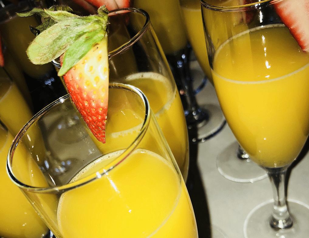 Orange Juice Red Olive Banquet Center